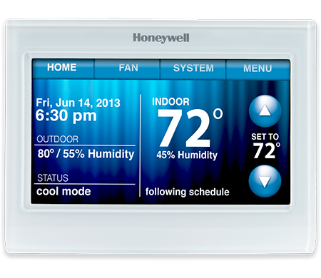 Thermostat Replacement Wichita