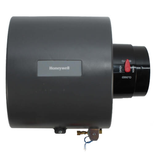Honeywell ByPass - Steam Humidification